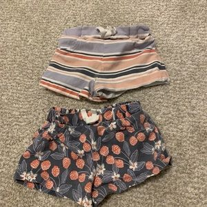 12 month baby girl shorts